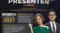 Audisi Presenter Liputan6 SCTV