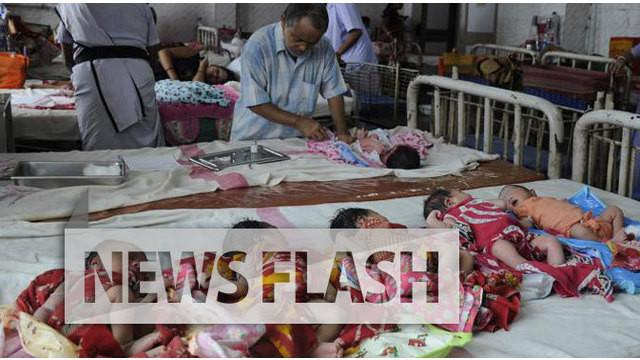 "Sungguh ironis, sebuah rumah sakit di India menjadi tempat penjualan bayi yang ""dibuang"" orangtuanya. Bayi tak diinginkan ini dijual Rp 18 juta kepada pasangan yang tidak memiliki anak."