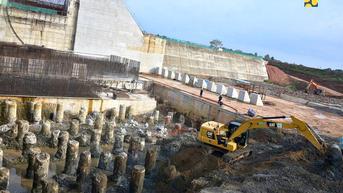 Pembangunan Bendungan Margatiga Lampung Ditargetkan Selesai 2021
