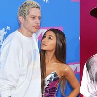 Pete Davidson tak senang karena Ariana Grande disalahkan atas meninggalnya Mac Miller. (Shutterstock/HollywoodLife)