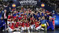 Timnas Spanyol (dok. UEFA)