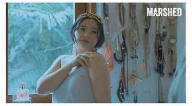 """8 Gaya Pemotretan Marshanda untuk Kampanye """"Self Love"""" Ini Banjir Pujian"""