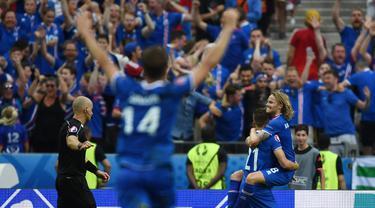 Islandia vs Austria