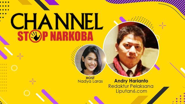 TV Channel Stop Narkoba