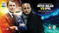Inter Milan vs SPAL (Liputan6.com/Abdillah)