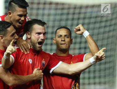Persija vs Selangor FA
