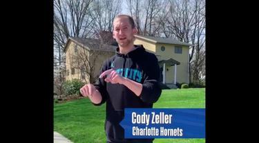 Berita Video Pebasket NBA, Cody Zeller Bagikan Tips Melatih Ketangkasan Saat Social Distancing