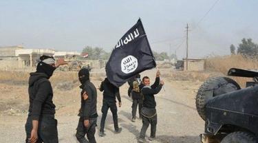 Ilustrasi Anggota ISIS (AFP Photo)
