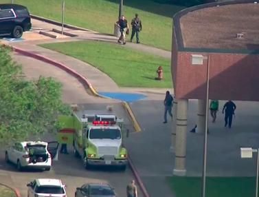 Penembakan di Texas, 10 Orang Tewas