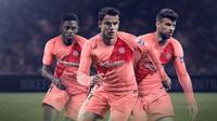 Jersey ketiga Barcelona (doc. Barcelona)