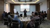 PT Krakatau Industrial Estate Cilegon (PT KIEC) mengadakan pertemuan dengan Lurah dan Camat yang ada di Ring 1 Kawasan Industri Krakatau.