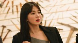 Dan baru-baru ini, Song Hye Kyo mengunggah sebuah foto di akun Intagram-nya. Pada postingan foto itu, ia terlihat bersantai. (Foto: instagram.com/kyo1122)