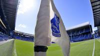 Everton logo. (dok. Evertonfc.com)