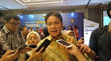 Deputi Gubernur Senior Bank Indonesia (BI), Mirza Adityaswara. (Yayu Agustini Rahayu Achmud/Merdeka.com)