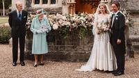 Penyebab Putri Beatrice dianggap melanggar aturan kerajaan. (Foto: Instagram/ Kensingtonroyalss).