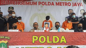 Ustaz di Tangerang Ditembak Pembunuh Bayaran, 3 Pelaku Ditangkap