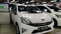 Toyota Agya G A/T.(oto.com
