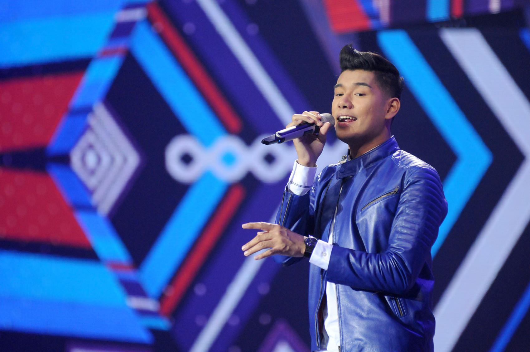 Jaz di Cornetto Pop Awards (Daniel Kampua/Bintang.com)