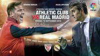 Athletic Club vs Real Madrid (Liputan6.com/Abdillah)