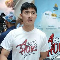 Kenny Austin (Foto: Bayu/Kapanlagi.com)