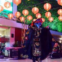 Tahun Baru China 2020 di Summarecon Mall Serpong