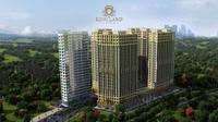 Kingland Holding sendiri memiliki sederet pengalaman yang panjang dalam membuat beberapa properti residensial berupa apartemen dan hotel di Hong Kong, seperti Chateau Elite, Midtown Plaza, Ginza Plaza, Napa Grove, dan Wuchuan Pasific.