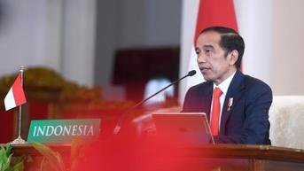 Jokowi: Bukan Melalui Jargon, Perlu Kerja Nyata Indonesia Jadi Poros Maritim Dunia