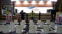 PT ASDP Indonesia Ferry (Persero) membuka layanan penjualan tiket di rest area.