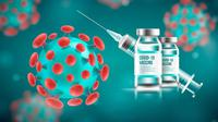 Banner Infografis Perbandingan Vaksin Covid-19 Sinovac dengan AstraZeneca. (Liputan6.com/Trieyasni)