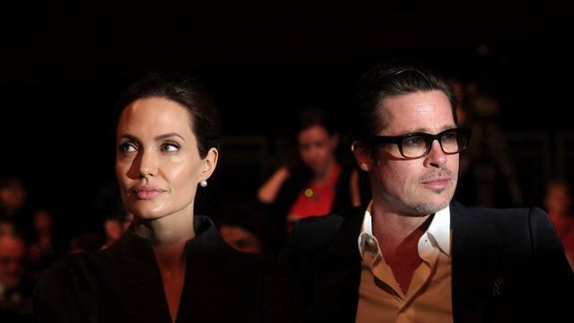 [Bintang] Brad Pitt - Angelina Jolie