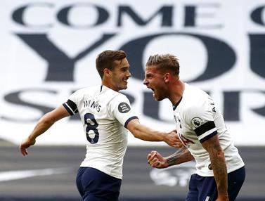 Tottenham Hotspur Taklukkan Arsenal