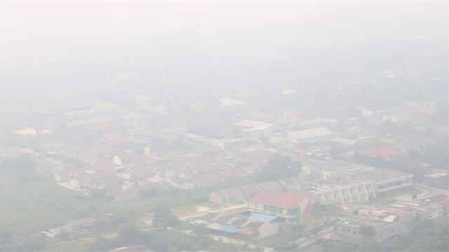Kabut Asap Siswa Di Pontianak Libur Sekolah Sampai Waktu