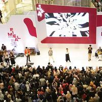 Keseruan FIMELA FEST 2019 ditutup dengan aksi panggung aktraktif Maliq & D'Essentials. (Bambang E Ros/Fimela.com)