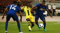 MU Vs Borussia Dortmund (Reuters / Thomas Peter)