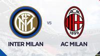 Liga Italia: Inter Milan vs AC Milan. (Bola.com/Dody Iryawan)