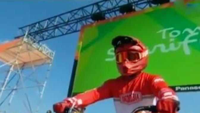 Segmen 3: Atlet BMX Toni Syarifudin hingga Final Sepak ...