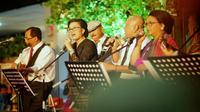 Elek Yo Band (Facebook: Menkeu Sri Mulyani)