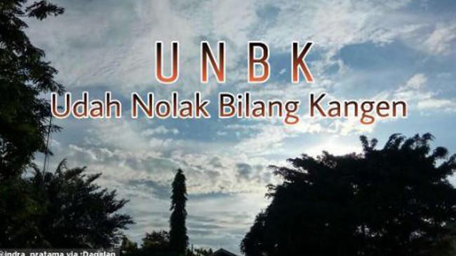 Meme UNBK