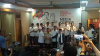 Erick Thohir ditunjuk menjadi ketua timses pemenangan Jokowi-Ma'ruf Amin (Liputan6/Putu Merta Suryaputra)