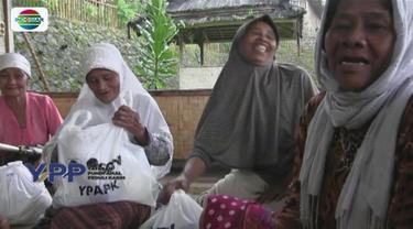 YPP SCTV-Indosiar gelar bakti sosial dan pengobatan gratis di daerah Baduy Sukabumi. Warga antusias karena mengaku jarang berobat lantaran akses ke puskesmas yang sulit.