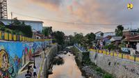 Kementerian PUPR menyelesaikan program penataan kawasan permukiman kumuh di Kelurahan Cipedes dan Panyingkiran (Cipanyir), Kota Tasikmalaya, Jawa Barat. (dok: PUPR)