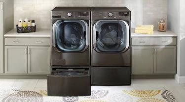 Mesin Cuci LG Berbasis AI