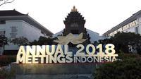 Pertemuan IMF-World Bank Group 2018 di Bali. Dok: Ilyas Istianur Praditya/Liputan6.com