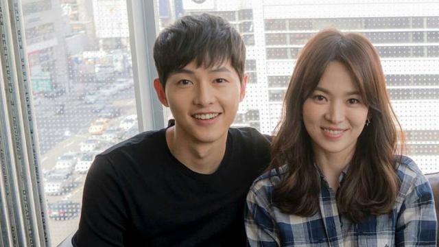 Gaya Busana Song Hye Kyo Yang Bikin Song Joong Ki Jatuh Hati Fashion Beauty Liputan6 Com
