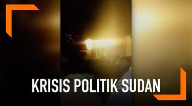 Situasi keamanan di Sudan semakin tak menentu. Sejumlah aksi demonstrasi desak presiden Omar Al-Bashar berujung bentrokan antar warga dan pasukan keamanan yang mematikan.