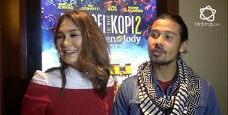 Chicco Jerikho Mempunyai Nazar untuk Membotakkan Kepalanya untuk Film Filosofi Kopi 2.