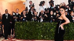 """Kehamilan benar-benar mengubah tubuhku di  usia yang masih sangat muda. Namun aku tak peduli,"" ujar Kylie Jenner.(instagram/kyliejenner)"