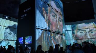 FOTO: Mengenal Lebih Dekat Karya Pelukis Belanda Van Gogh