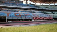 Stadion Gelora 10 November, Surabaya. (Bola.com/Aditya Wany)