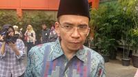 Anggota Majelis Tinggi Partai Demokrat, TGB Zainul Majdi. (Liputan6.com/Putu Merta Surya Putra)